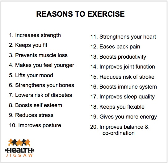 reasons-to-exercise